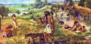 Que es la prehistoria