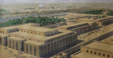 civilizacion mesopotamica  (Cultura Caldeo–Asiria)