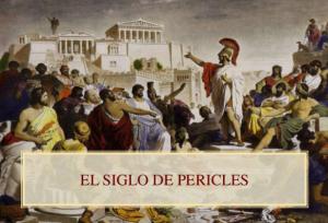 el siglo de pericles resumen