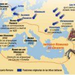 Las Invasiones Bárbaras: formas, causas y consecuencias