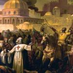 las cruzadas: principales cruzadas