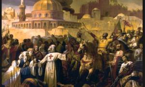 las principales cruzadas