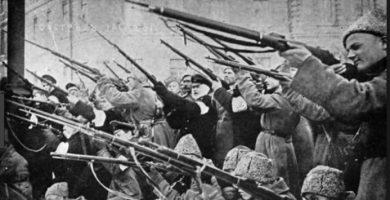 La Revolución Rusa: Antecedentes,causas, etapas, y consecuencias