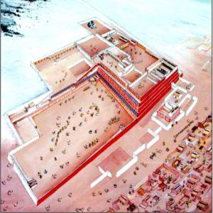 Arquitectura de la cultura Mochica