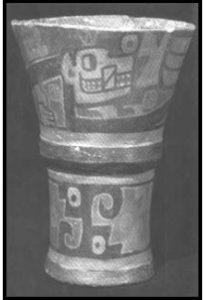Cultura Tiahuanaco cerámica