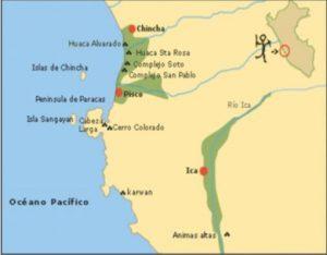cultura paracas ubicacion
