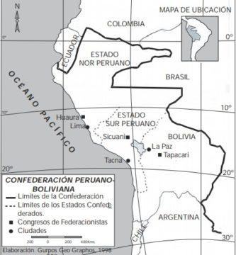 Confederación Perú Boliviana: Resumen, Conclusión y consecuencias