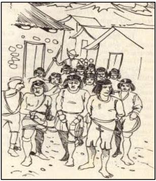 las rebeliones indigenas