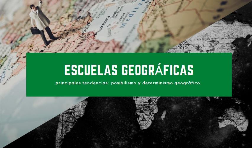 escuelas geograficas